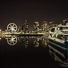 Docklands Melbourne Victoria #3 by bekyimage