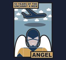 Uncanny X-Men 50th Anniversary - Angel by Ian Taylor