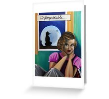 Unforgettable Greeting Card