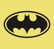 batman logo by Federica Cacciavillani
