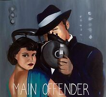 Main Offender - Twisted Pulp Edition #124 by melodywain