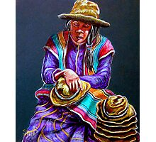 """""""Hats For Sale"""" Photographic Print"""