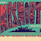 Visit Historic Innsmouth by Chris Schweizer