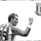 Stoke City Peter Crouch by Krull