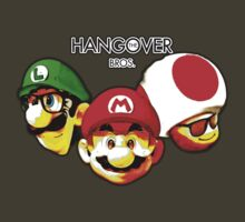 The Hangover Bros. by Rodrigo Marckezini