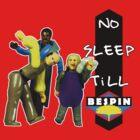 No Sleep Till Bespin - Beastie Boys trippin' in Cloud City by JadBean