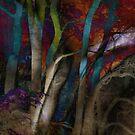 Funky Woods - JUSTART © by JUSTART