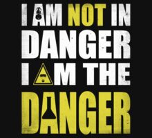THE DANGER MAN QUOTE  by T-Phoenix