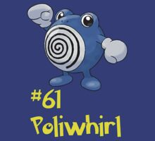 #61 Poliwhirl by Stephen Dwyer