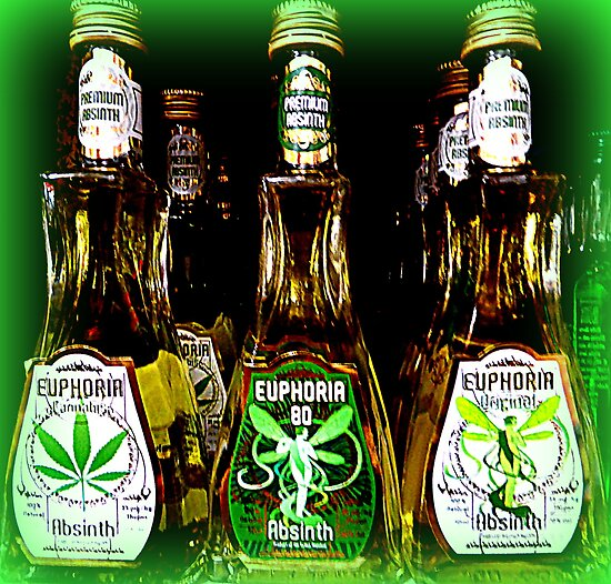 Éuphoria Absinth by ©The Creative  Minds