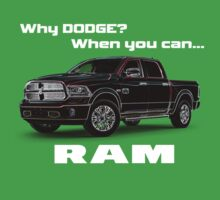 Why Dodge? Kids Clothes