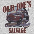 Breaking Bad Inspired - Old Joe's Salvage - Junk Yard - AMC Breaking Bad by traciv