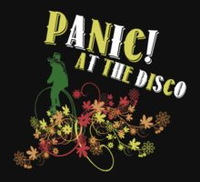 Panic! At The Disco T-Shirt by razaflekis