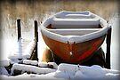 Winter Boat by Kasia-D