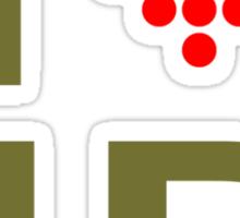I Love HEART JB JUSTIN BIEBER LOVE CONCERT BEIBER Sticker