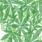 Pot Leaves by TinaGraphics