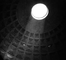 Pantheon, Rome by Rodney Johnson