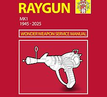 Ray Gun Mk1 by leddinton