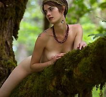 Forest Nymph 3 by bareft