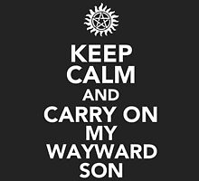 Supernatural Wayward Son case by BeckyTeeSang