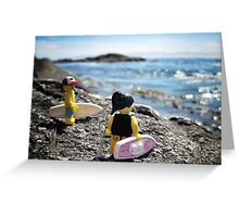 Surf's Up! (1 of 3) Greeting Card