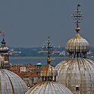 BASILICA CATTEDRALE PATRIARCALE DI SAN MARCO  (CARD ONLY) by Thomas Barker-Detwiler