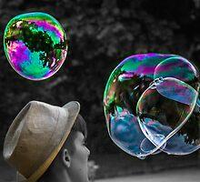 The magic world of Bubbles by Sotiris Filippou