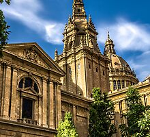 Beautiful Barcelona  by Sotiris Filippou