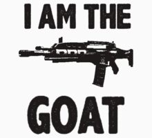 I AM THE GOAT by Krull
