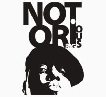 Notorious Big T-Shirt by razaflekis