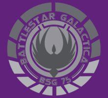 Battlestar Galactica Insignia by Dexter Lewis