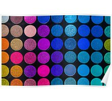 Colorful Palette Poster