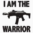 I AM THE WARRIOR by Krull