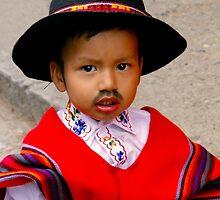 Cuenca Kids 320 by Al Bourassa