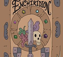 Adventure Time - The Book of Enchiridion by ChloeJade