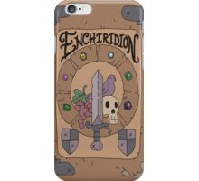 Adventure Time - The Book of Enchiridion iPhone Case/Skin