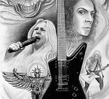 Tribute to Metal by Alex Lehner