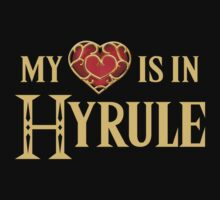My (Heart) is in Hyrule by Look Human