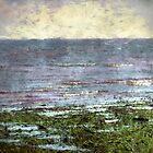 Low Tide at Sunrise by RC deWinter