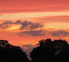 Brookeborough Sunset by Fara