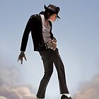 Michael Jackson in Paradise by lemomekeke