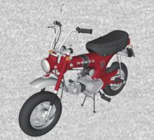 Honda Dax Mini 4-Stroke by LPdesigns