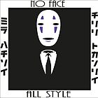 No Face all dressed up by LittleAnomaly