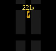 221b baker street by blainesbedroom
