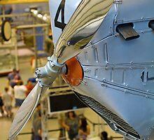 Boeing FB-5 by Thad Zajdowicz