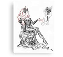 The Enchantress Canvas Print