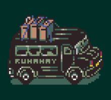 Runaway 5 (Tonzura Brothers) Bus - Earthbound by sheakennedy