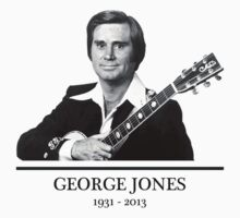 George Jones #2 by RichSteed