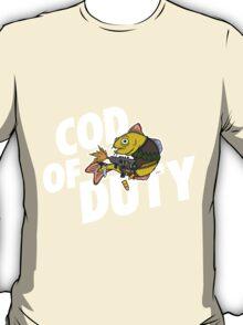 Cod Of Duty T-Shirt