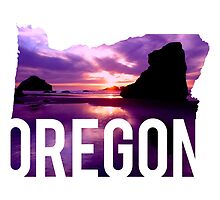 Oregon - Coast by Daogreer Earth Works